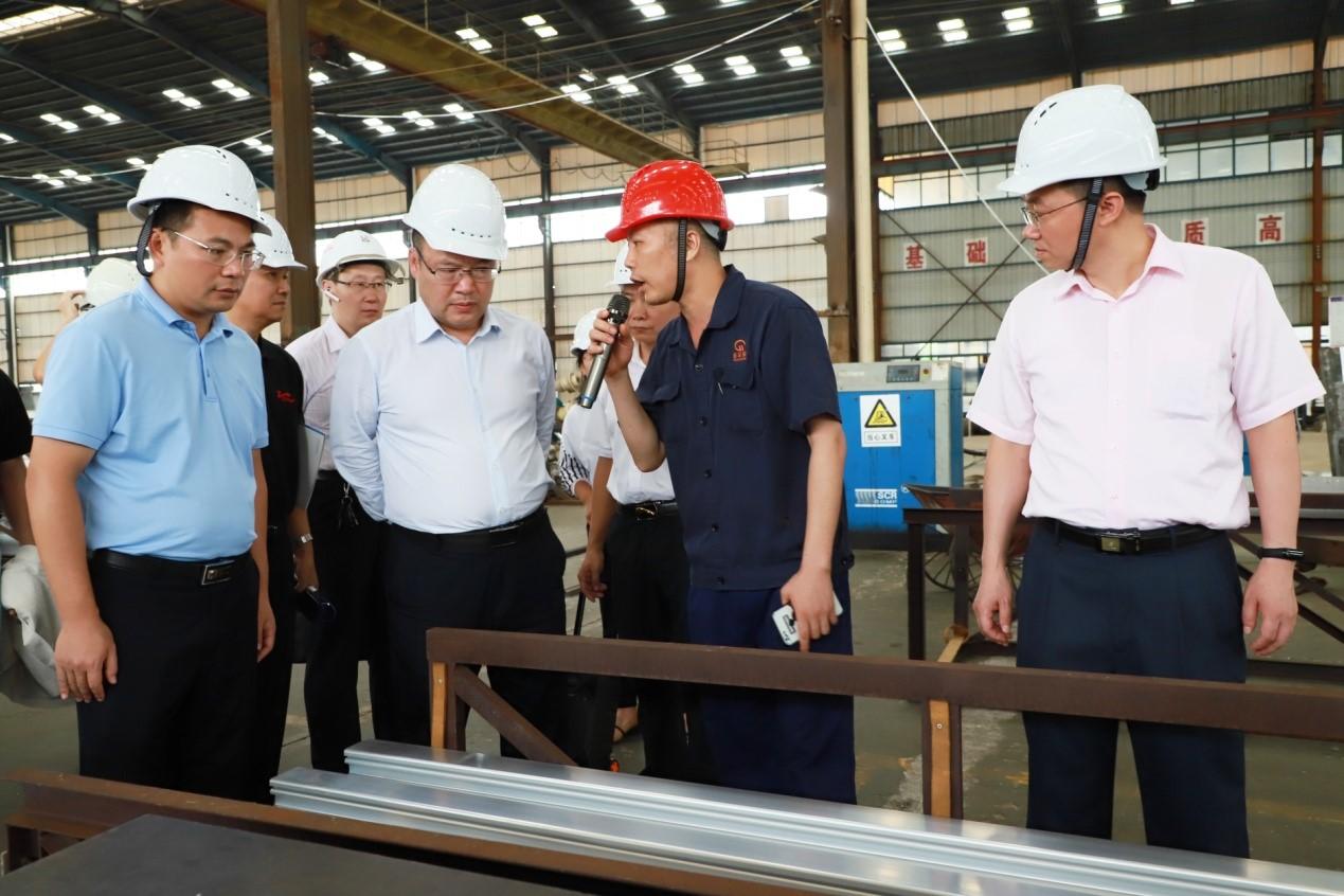 广西科技厅调研生态铝产业链科技创新工作
